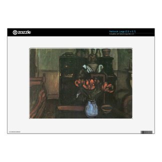 Jozsef Rippl-Ronai - Dawn in an intimate room Skin For Netbook