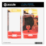Jozsef Rippl-Ronai - Father and uncle with the red LG eXpo Skins