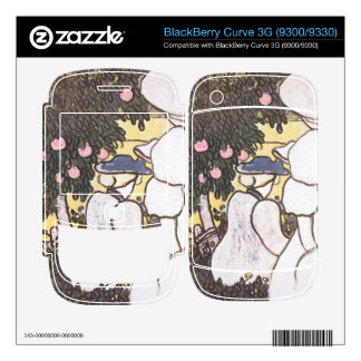 Jozsef Rippl-Ronai - Illustration to Les Vierges BlackBerry Decals