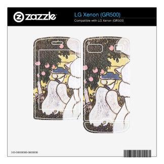 Jozsef Rippl-Ronai - Illustration to Les Vierges LG Xenon Skins