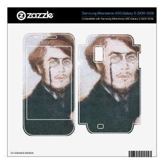 Jozsef Rippl-Ronai - In English Samsung Mesmerize Skins
