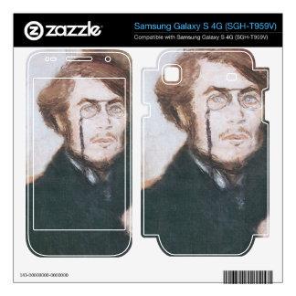 Jozsef Rippl-Ronai - In English Samsung Galaxy S 4G Skin