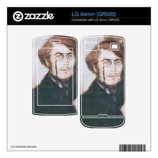 Jozsef Rippl-Ronai - In English LG Xenon Skin
