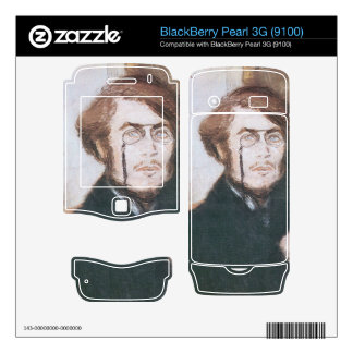 Jozsef Rippl-Ronai - In English BlackBerry Decal