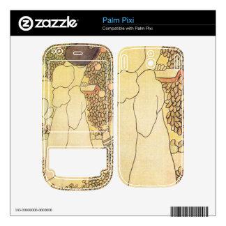 Jozsef Rippl-Ronai - Lady in her garden Palm Pixi Skins
