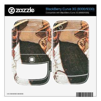 Jozsef Rippl-Ronai - Lajos und Odon Decals For BlackBerry