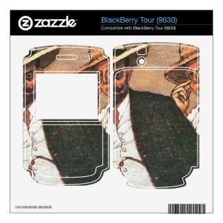 Jozsef Rippl-Ronai - Lajos und Odon Decal For BlackBerry
