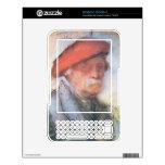 Jozsef Rippl-Ronai - Last self portrait Kindle Skins