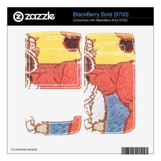 Jozsef Rippl-Ronai - Lazarine and Anella Skins For BlackBerry Bold