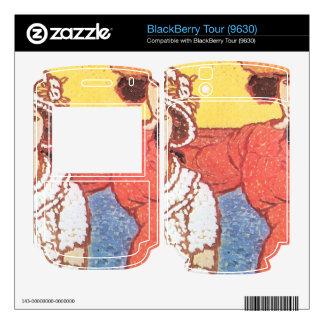 Jozsef Rippl-Ronai - Lazarine and Anella BlackBerry Tour Skins