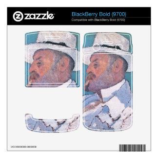 Jozsef Rippl-Ronai - My brother Odon BlackBerry Skins