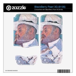 Jozsef Rippl-Ronai - My brother Odon BlackBerry Skin