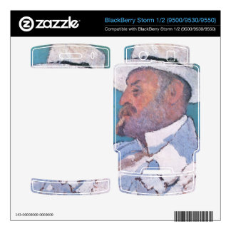 Jozsef Rippl-Ronai - My brother Odon Decals For BlackBerry