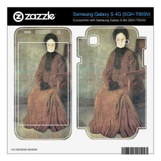 Jozsef Rippl-Ronai - My grandmother Samsung Galaxy S 4G Skins