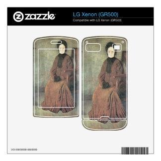 Jozsef Rippl-Ronai - My grandmother LG Xenon Decal