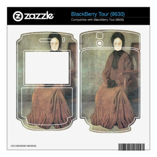 Jozsef Rippl-Ronai - My grandmother Skin For BlackBerry Tour