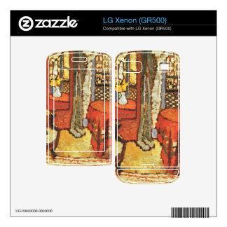Jozsef Rippl-Ronai - Paris Interior Skins For LG Xenon