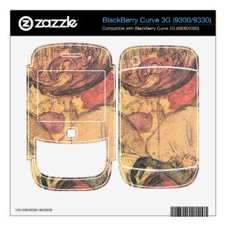 Jozsef Rippl-Ronai - Rouge BlackBerry Curve Decal