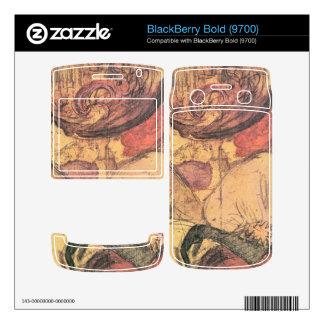 Jozsef Rippl-Ronai - Rouge Skins For BlackBerry Bold