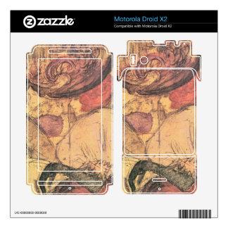 Jozsef Rippl-Ronai - Rouge Motorola Droid X2 Skin