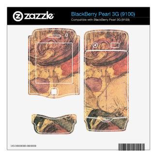 Jozsef Rippl-Ronai - Rouge BlackBerry Pearl Decals