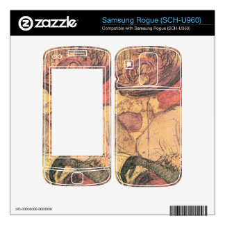 Jozsef Rippl-Ronai - Rouge Skin For Samsung Rogue