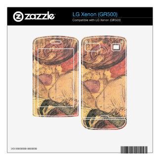 Jozsef Rippl-Ronai - Rouge LG Xenon Decal