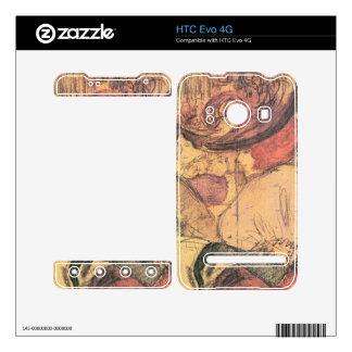Jozsef Rippl-Ronai - Rouge Skin For The HTC Evo 4G