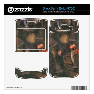 Jozsef Rippl-Ronai - Young Paris female worker BlackBerry Bold Decal