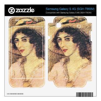 Jozsef Rippl-Ronai - Zorka Samsung Galaxy S 4G Skin