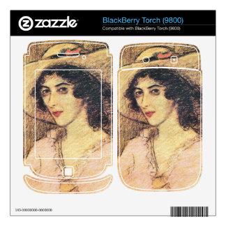 Jozsef Rippl-Ronai - Zorka Skin For BlackBerry Torch