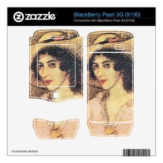 Jozsef Rippl-Ronai - Zorka Skins For BlackBerry