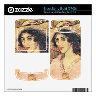 Jozsef Rippl-Ronai - Zorka Decal For BlackBerry
