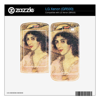 Jozsef Rippl-Ronai - Zorka Decals For LG Xenon