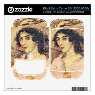 Jozsef Rippl-Ronai - Zorka BlackBerry Skin