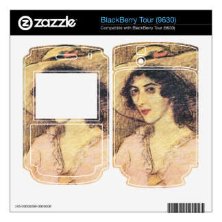 Jozsef Rippl-Ronai - Zorka BlackBerry Tour Decal