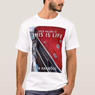 JP2-COVER-BIG (w/ back) T-Shirt