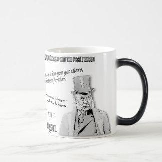 JP Morgan Quotes Magic Mug