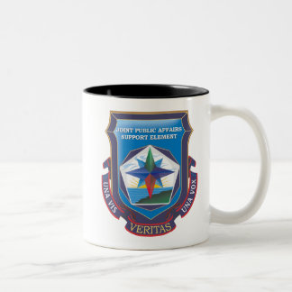 JPASE logo coffee mug