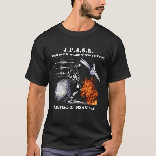 JPASE World Tour shirt
