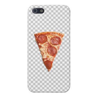 JPEG CHEESY PIZZA SLICE iPhone Case iPhone 5 Case