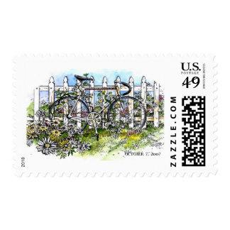 JPEG del sello: color, el 7 de octubre de 2007 Sello