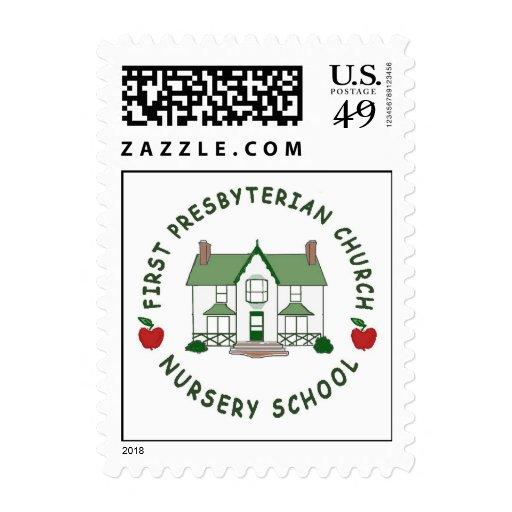 JPEG Final Nursery color Postage Stamp