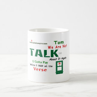 JPEG - Nuevo Tom de mirada furtiva Taza De Café