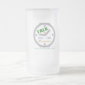 Jpeg - REAL TIME Frosted Glass Beer Mug