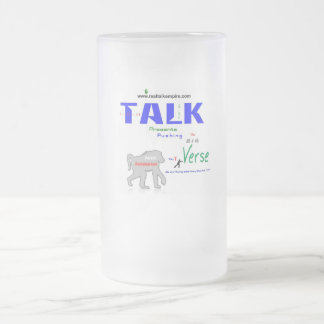 Jpeg - Sasquatch Status Frosted Glass Beer Mug