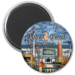 Jpg de la playa de Jones Imán