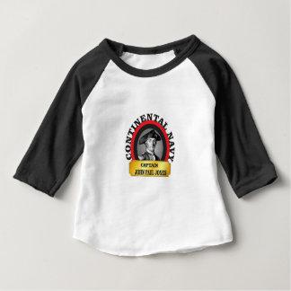 JPJ continental Navy Baby T-Shirt