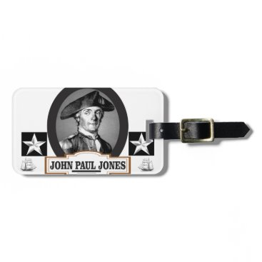 USA Themed jpj two stars bag tag