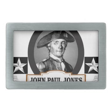 USA Themed jpj two stars belt buckle
